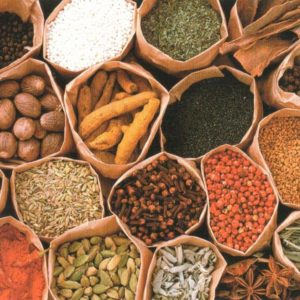 Indian Spices, Seeds & Masala
